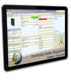 Watch an intro to TruVizion's Modem Diagnostics Screen and some of its most beneficial features.