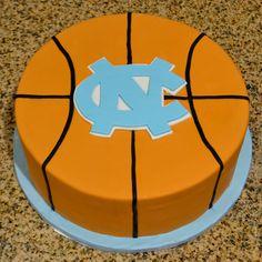 unc cake images North Carolina Tarheelsbe a great birthday cake