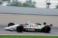 1993 C.A.R.T - Nigel Mansell driving the #5 for Newman Haas