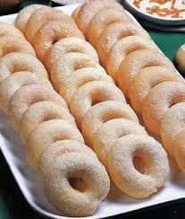 Flan, Hot Dog Buns, Crackers, Donuts, Cake Recipes, Food And Drink, Sweets, Bread, Baking