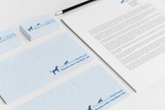 Tailormade Pet Food Branding #vet #logo #designjessica #blue