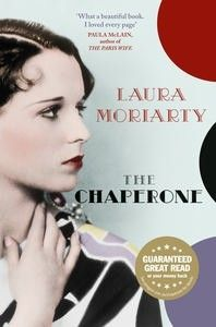 The Chaperone, Moriarty: Excellent book. Much of the book takes place in the 1920's.  Fascinating character development.