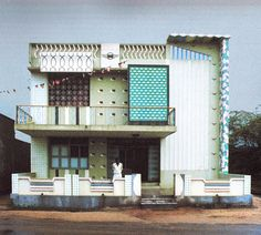 Photograph by Ettore Sottsass, India, 1977