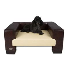 Chester & Wells Windsor Dog Bed In Chesnut, Large