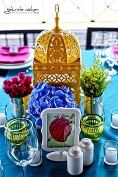 Beautiful Mexican-Themed Wedding at Casa Dorada Los Cabos - Creative Destination Events Dream Wedding, Wedding Day, Wedding Dreams, Wedding Events, Brazilian Wedding, Mexican Party, Mexican Halloween, Mexican Themed Weddings, Bridal Make Up