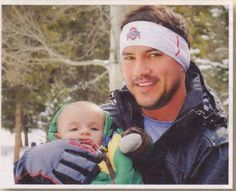 Tyler Christopher and his son :) Soap Opera Stars, Soap Stars, Tyler Christopher, Jones Family, Moon River, Best Soap, Night Shift, General Hospital, Fine Men