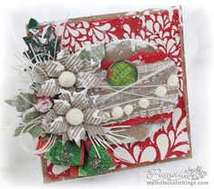 My Little Craft Things: The Crazy Challenge Guest Designer - Christmas