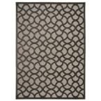 Ultima Silver/Grey 7 ft. 9 in. x 10 ft. 10 in. Area Rug