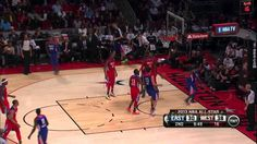 Kyrie Irving's All Star Game Dunk