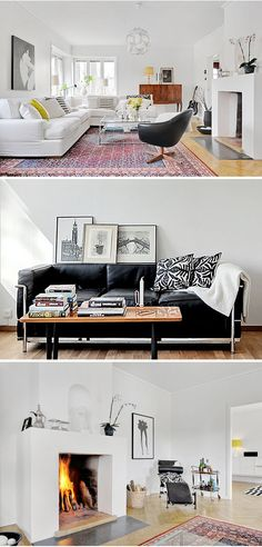 Interior Planning Tips Tricks And Techniques For Any Home. Interior design is a topic that lots of people find hard to comprehend. However, it's actually quite easy to learn the basics of effective room design. My Living Room, Home And Living, Living Area, Living Spaces, Estilo Interior, Home Interior, Interior Design, Floor Design, House Design