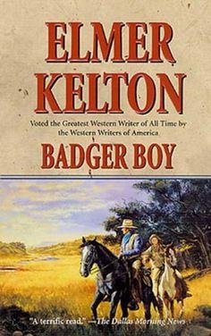 Badger Boy (Texas Rangers) by Elmer Kelton. $5.99. Author: Elmer Kelton. 269 pages. Publisher: Forge Books; 1st edition (April 1, 2010)
