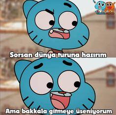 🧩 Cartoon Memes, Gumball, Darwin, Wattpad, Family Guy, Mood, Funny, Fictional Characters, Wtf Funny