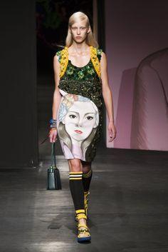 The Artist: Prada