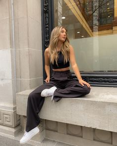 Spring Summer Fashion, Spring Outfits, Outfit Stile, Look Fashion, Fashion Outfits, Girl Fashion, Neue Outfits, Mode Plus, Cute Casual Outfits