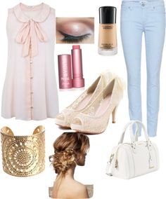 """""""Untitled #11"""" by hayley-houser ❤ liked on Polyvore"""