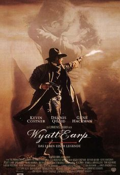 Wyatt Earp...I don't care if people say this movie is bad, I love it!