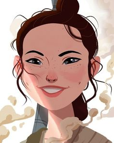 by Julio Cesar #rey #starwars