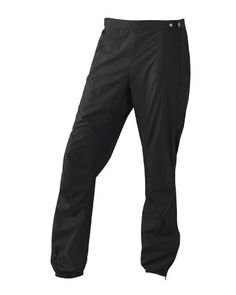Swix Men's Universal Pant  (Black, Medium) Microfiber 60% - 4 way stretch Crepe 40%. Wind and water resistant front panel. Full, 4 way stretch crepe back panel for performance flex. Full side-zip for use as a shell/warm-up. China.  #Swix #Apparel