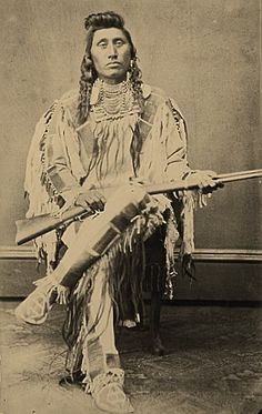 Pretty Eagle - Crow - circa 1880