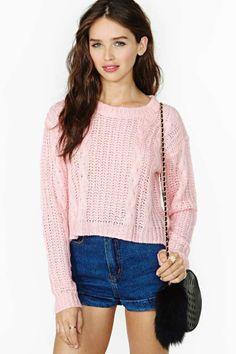 Powder Room Sweater
