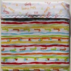 Flannel baby blanket boy swaddling blanket girl bug nursery bedding set new baby gift gender neutral baby blanket baby quilt toddler blanket