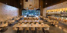 Toast Restaurant by Stanley Saitowitz & Natoma Architects   KARMATRENDZ