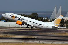 Horizont Air Boeing 737-436 9H-ZAZ | por José Manuel Dias