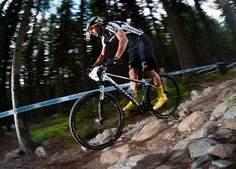 With a short break in the cross-country World Cup calendar, we caught up with the Cannondale rider to discuss his unprecedented donning of baggy shorts at the Nove Mesto race.