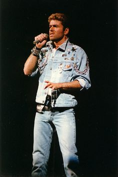 George Michael - Faith tour 1988
