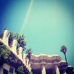 Summer. Goudy. Barcelona. Boom.