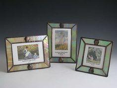 Sunflower Glass Studio | Beveled Frames