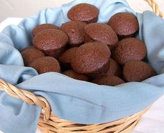 Knock-off Jason's Deli Gingerbread Mini-muffins by Back to the Cutting Board. Can't wait to try this!!