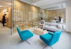 La Parisienne Headquarters - studio razavi architecture