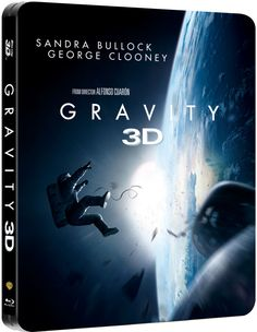 Buy Gravity 3D - Limited Edition Steelbook (Includes 2D Version) here at Zavvi. We've great prices on games, Blu-rays and more; as well as free UK delivery on all orders, so be sure not to miss out!