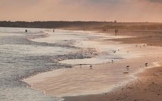 America's Prettiest Beach Campsites