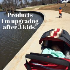 Baby products I'm trying out for the first time