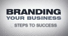 Branding Your Business: 5 Steps to Success Inbound Marketing, Business Marketing, Content Marketing, Digital Marketing, Branding Your Business, Business Events, Business Ideas, Importance Of Branding, Seo Consultant