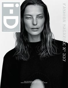 i-D Summer 2015 The 35th Birthday Issue by Alasdair McLellan