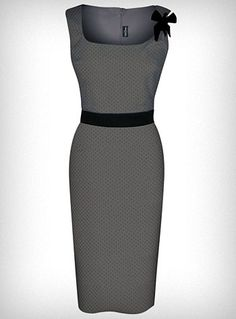 presentation perfection- pencil skirt dress