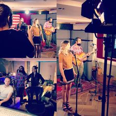 #LearnGigEarn #AliveNetwork #BIMM Check out Ipanema recording their live in session video!