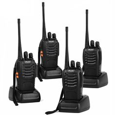 Long Range Walkie Talkies Rechargeable Two Way Radios Frs/gmrs 16 Channel UHF 2 for sale online Radios, Two Way Radio, Radio Frequency, Ham Radio, Car Audio, Walkie Talkie, Consumer Electronics, Electronics Online, Charger