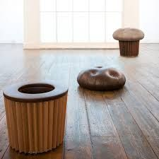 Storage & seating muffin