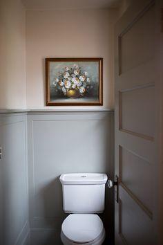 Grey And Peach Bathroom Home Remodeling House Interior Home Decor Inspiration