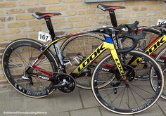 AMC Carbon 38's #parisnice #cycling