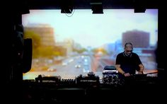 Gabriel Le Mar live in Basel/CH  #pushing #grooves #flow #Basel