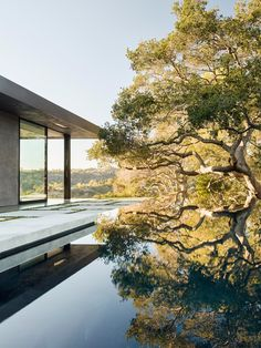 Oak Pass House designed by Walker Workshop