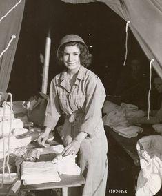 D-Day nurse