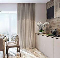 Kitchen Design Decor, Interior, Living Room Bedroom, House Interior, Apartment Decor, Kitchen Furniture Design, Home Kitchens, Latest Kitchen Designs, Home Interior Design