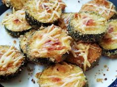 Healthy Baked Zucchini Chips Recipe