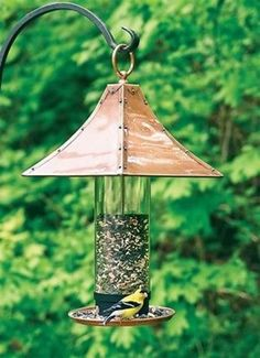 Good Directions T01B Copper Palazzo Bird Feeder #GoodDirections